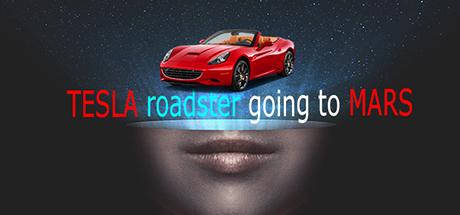 Tesla roadster going to mars