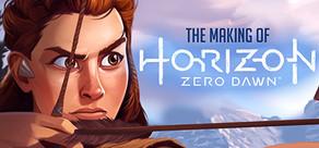 The Making of Horizon Zero Dawn cover art