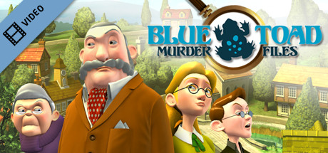 Blue Toad Murder Files Trailer