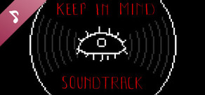 Keep in Mind: Remastered - Soundtrack cover art