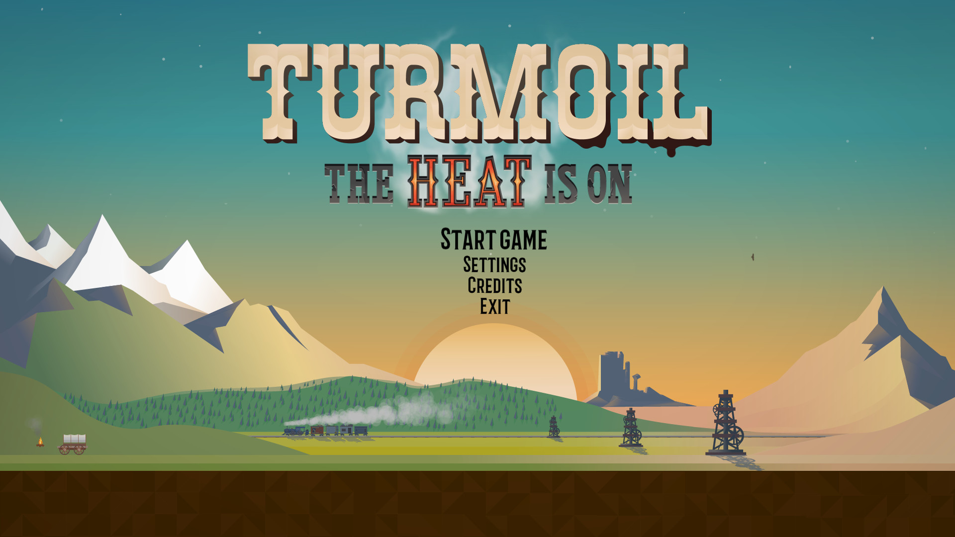 Turmoil - The Heat Is On Crack