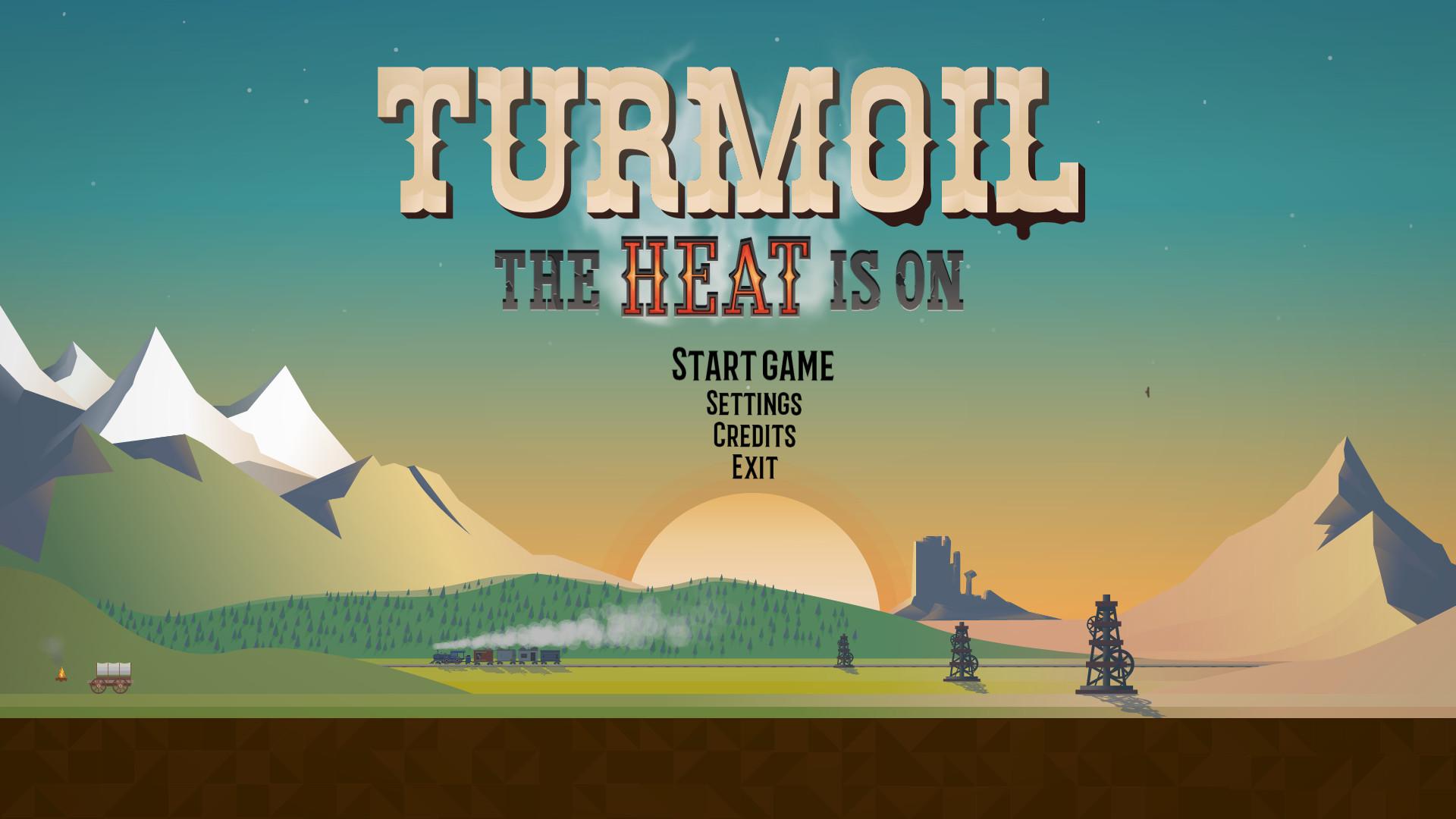 Turmoil - the heat is on for mac