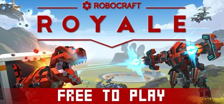 Robocraft Royale on Steam