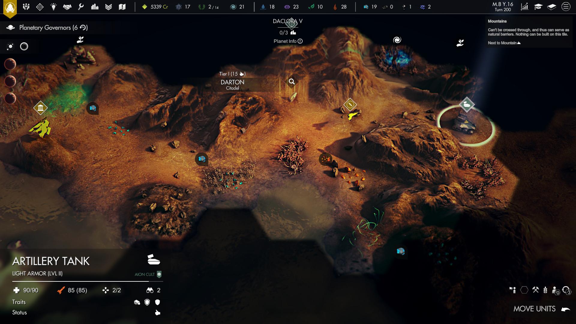 Pax Nova Screenshot 3