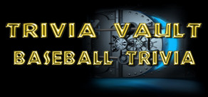 Trivia Vault Baseball Trivia cover art