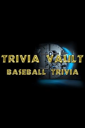 Trivia Vault Baseball Trivia poster image on Steam Backlog