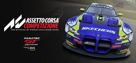 Assetto Corsa Competizione [PT-BR] Capa