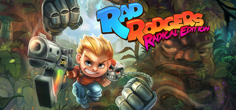 Teaser image for Rad Rodgers - Radical Edition
