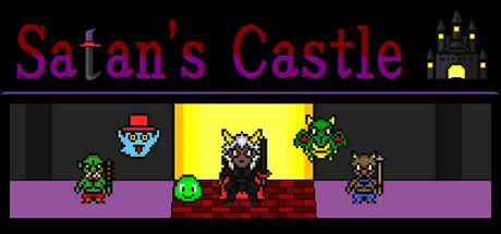 Satan's Castle cover art