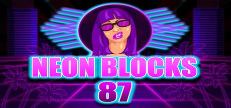 Neon Blocks 87