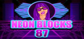 Neon Blocks 87 cover art