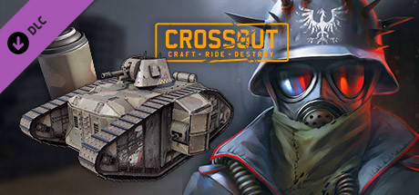 Crossout - Iron Shield Pack
