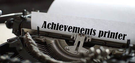 Achievement printer