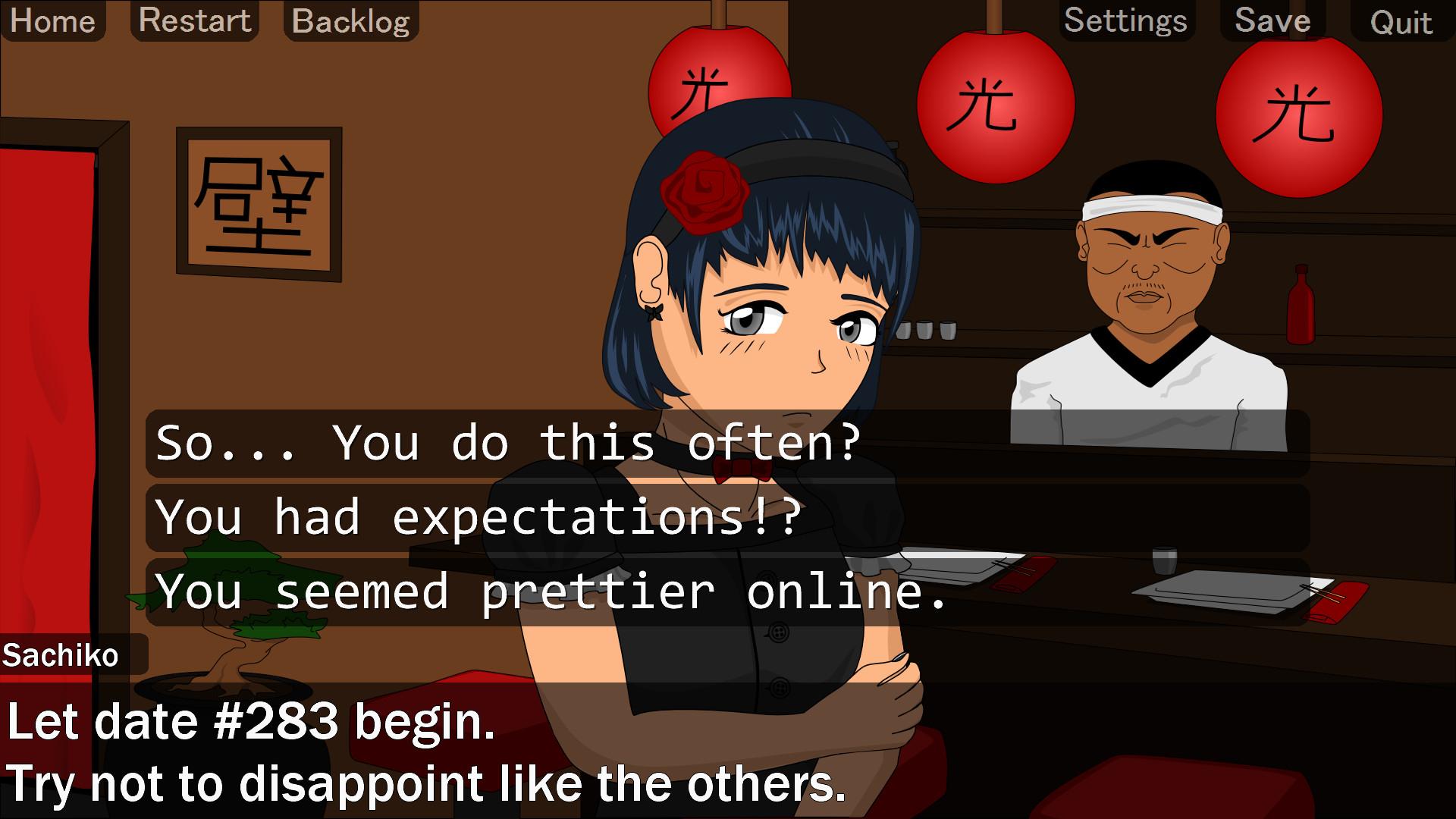 online anime dating pelejä ilmaiseksi