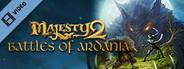 Majesty 2 Battles of Ardania Release Trailer