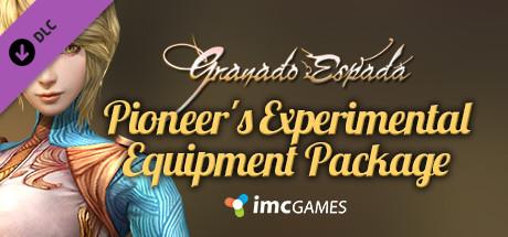 GE Pioneer's Experimental Equipment Package