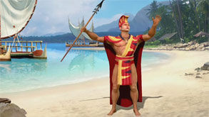 Civilization V - Civ and Scenario Pack: Polynesia (DLC) video