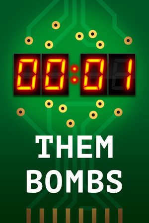 Them Bombs poster image on Steam Backlog