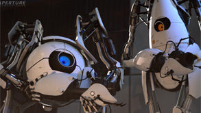 Portal 2 video