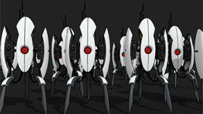 Portal 2 - Turrets (English)