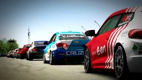 STCC The Game 2 – Expansion Pack for RACE 07 video