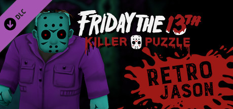 Friday the 13th: Killer Puzzle - Retro Jason
