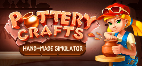 Pottery Crafts: Hand-Made Simulator cover art