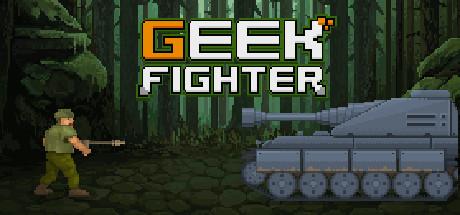 Geek Fighter cover art