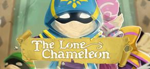 The Lone Chameleon cover art