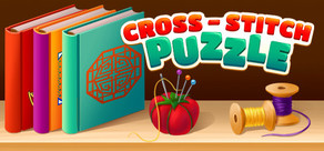 Cross-Stitch Puzzle cover art