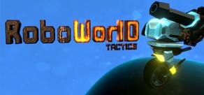 RoboWorlD tactics cover art