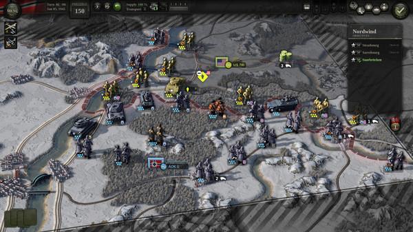 скриншот Unity of Command II 2