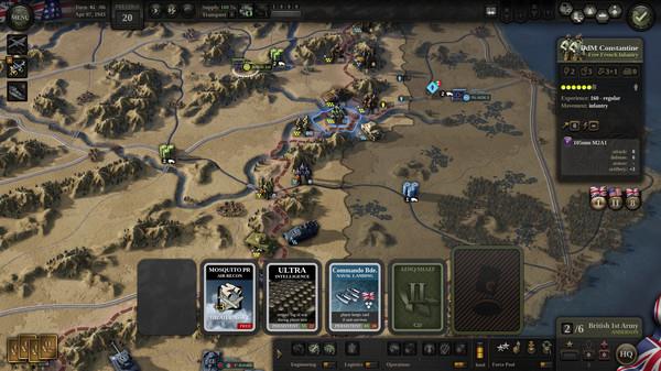 скриншот Unity of Command II 3