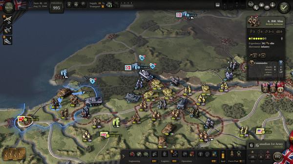 скриншот Unity of Command II 5