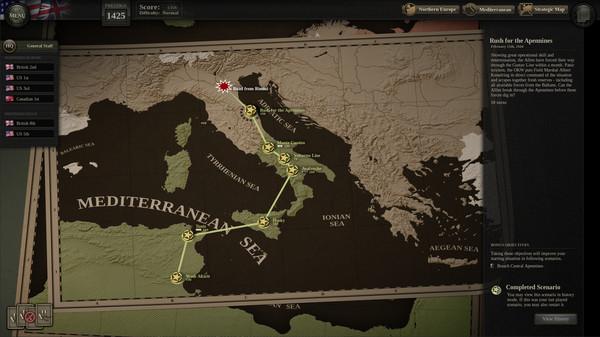 скриншот Unity of Command II 1