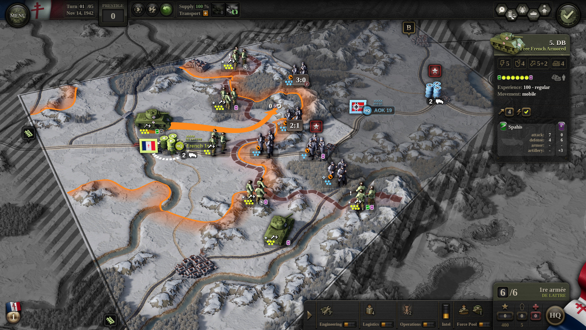 Unity of Command II on Steam