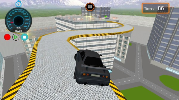 Extreme School Driving Simulator