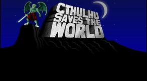 Cthulhu Saves the World video