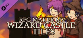 RPG Maker MV - Wizard Castle Inner Tiles