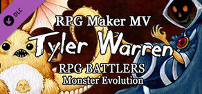 RPG Maker MV - Tyler Warren RPG Battlers: Monster Evolution