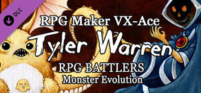 RPG Maker VX Ace - Tyler Warren RPG Battlers: Monster Evolution