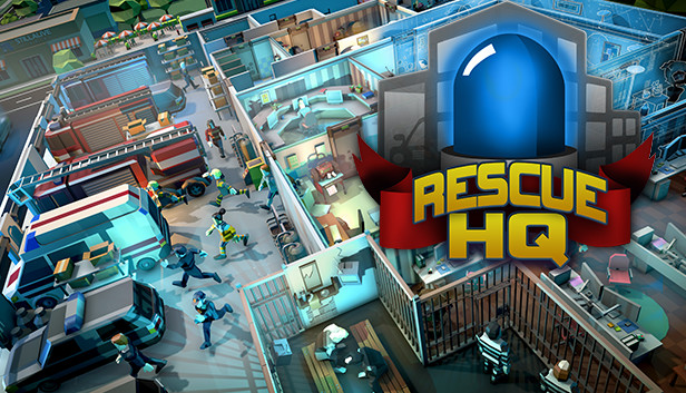 Rescue HQ - The Tycoon on Steam