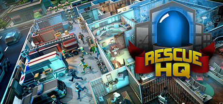 [STEAM] Rescue HQ – The Tycoon (25% off – $22.49 / 18,71€ / £16.95 / CDN$ 28.27 / A$ 29.70 / ₹ 756)