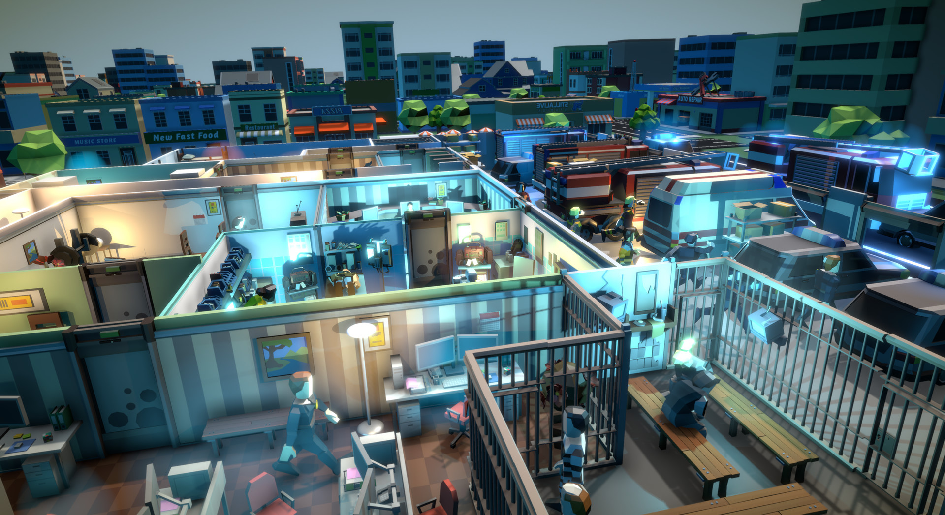 Rescue HQ - The Tycoon Crack Download