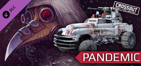 Crossout - Pandemic Pack