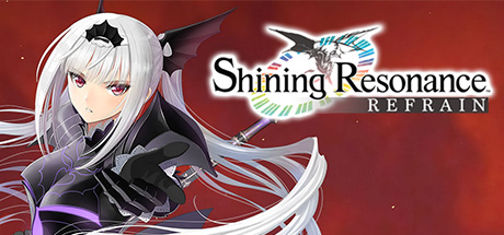 Shining Resonance Refrain cover art