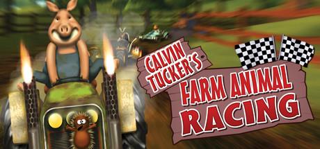 Calvin Tucker's Farm Animal Racing