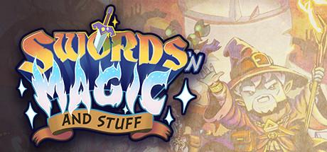 Swords 'n Magic and Stuff title thumbnail