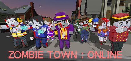 Teaser image for Zombie Town : Online