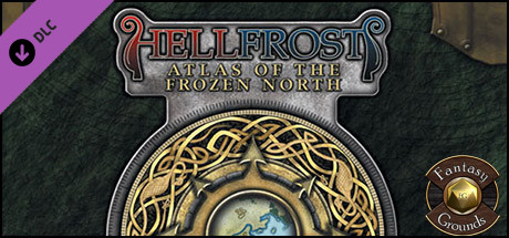 Fantasy Grounds - Hellfrost: Atlas of the Frozen North (Savage Worlds)